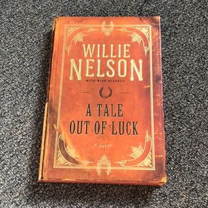 Willie Nelson A Tale Out of Luck book